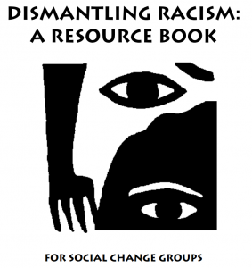 Cover of Dismantling Racism: A Resource Book