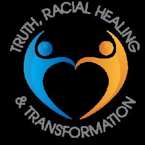 Truth, Racial healing, and transformation logo